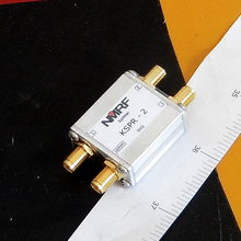 Free shipping KSPR-2 DC~1GHz resistive three power divider, RF coaxial power divider SMA недорого