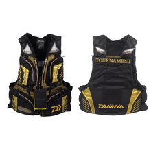 Outdoor Fishing Vest Life Jacket Fishing Clothes Fish Tackle Pesca 120KG Portable Breathable Flotation Vest for Swimming Fishing