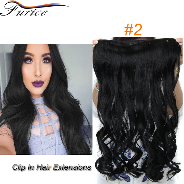 Clip In Hair Extensions Wholesale Price Curl Heat Resistant Synthetic Hair  Extensions 5 Clips In False 8cae70ee497a
