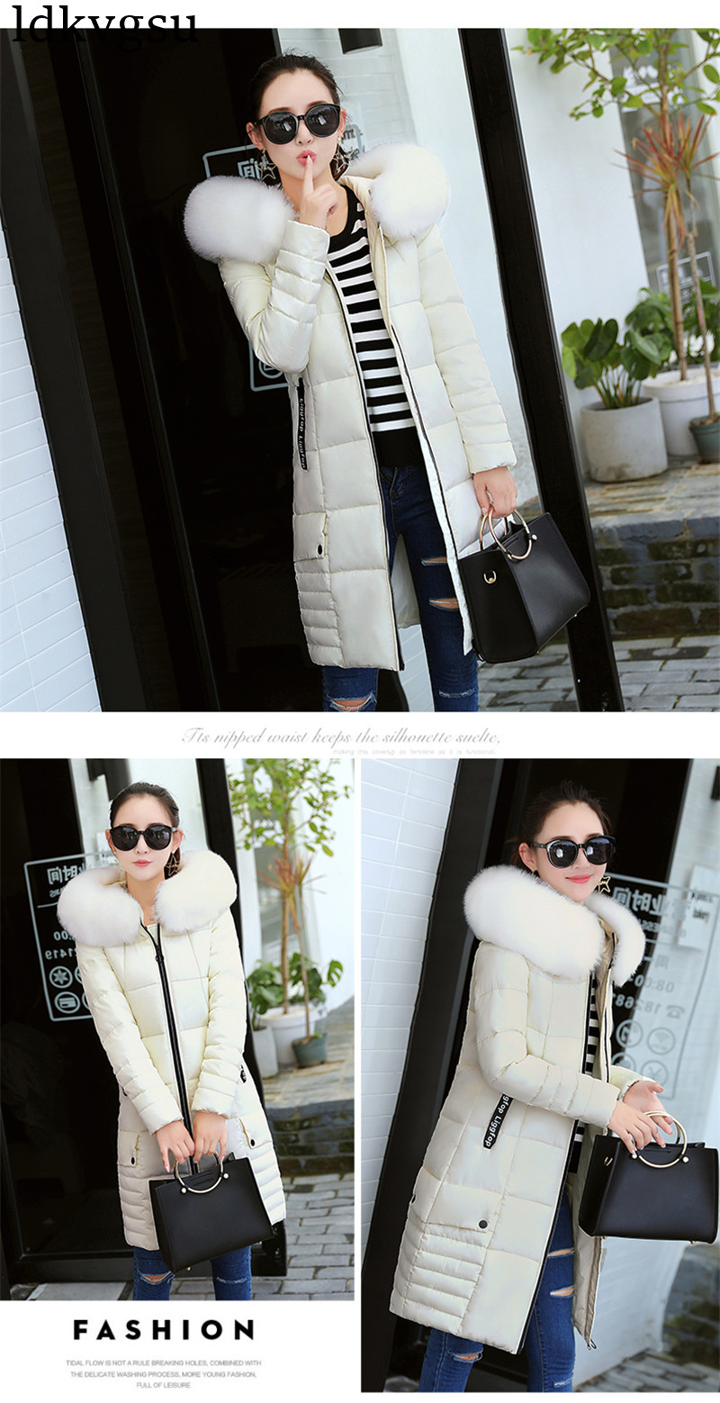 Winter Parka Thick Hooded 7