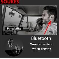 1 SET Auto Usb Lade Mini Bluetooth Headset Für Subaru Forester Impreza Kia Ceed Rio Citroen C4 C3 C5 Fiat BMW E70 G30 E30-in Autoaufkleber aus Kraftfahrzeuge und Motorräder bei
