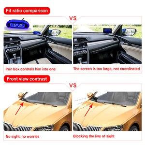 Image 5 - 車の自動車パークトロニックとパーキングセンサー 4 センサー駐車レーダーモニター車ブザー検出器システムディスプレイ