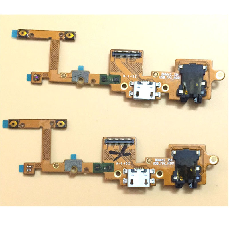 Lenovo Yoga Tablet 2 Pro 1380L USB CHARGING PORT CONNECTOR FLEX BOARD Audio JACK