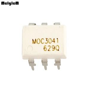 Image 1 - 200 قطعة optocoupler moc3041 dip 6 اتجاهين الثايرستور سائق