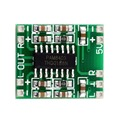 PAM8403 Super Mini Amplificador Digital Board 2*3 W Classe D Amplificador de Potência Digital de 2.5 V A 5 V Placa quente Eficiente nova