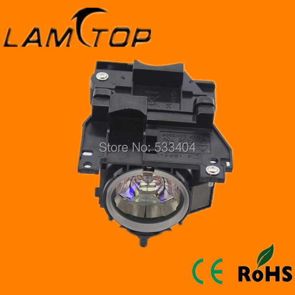 LAMTOP compatible lamp with housing/cage   DT00911  for  CP-X401/CP-X450