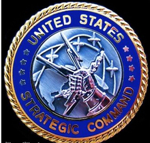 Wholesale cheap medal  U.S. STRATEGIC COMMAND ID BREAST BADGE MEDAL custom design military FH810122