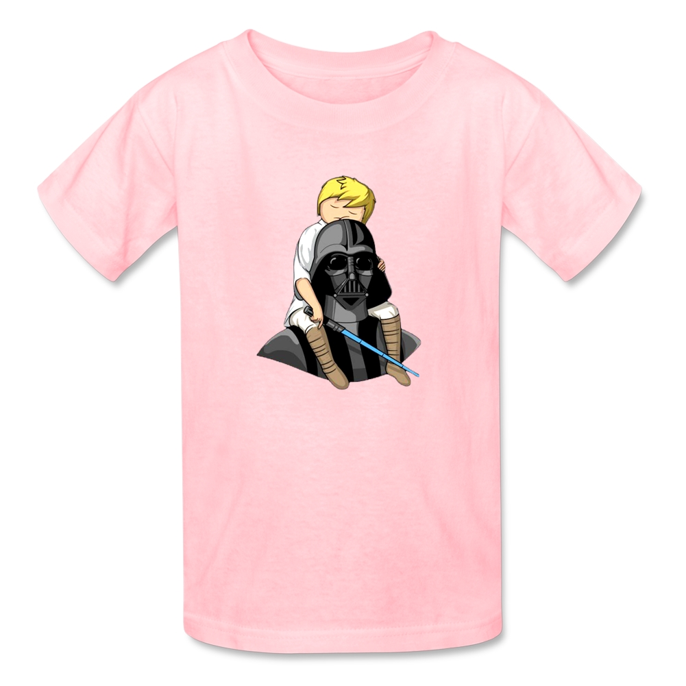 bae77d556 New T Shirt Kids 4T-8T Number One Dad Darth Vader Star Wars Tee Girl Short  Sleeve 100% Cotton T-shirts