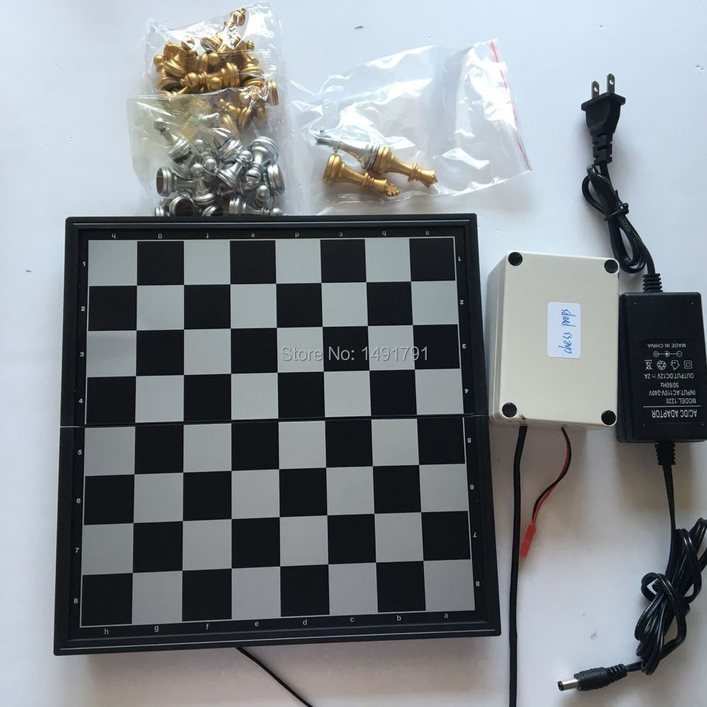 US $126 49 9% OFF real life escape room Takagism game props 3 chess prop  magic prop for escape mysterious room-in Access Control Kits from Security  &