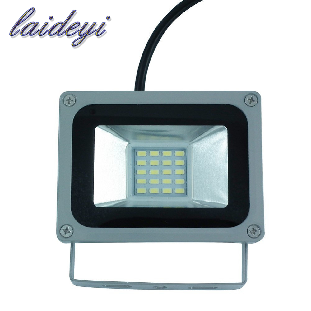 Waterproof 220v 20w led flood light projecteur foco led for Fixture exterieur led