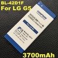 3.85 v nueva llegadas 3700 mah batería bl-42d1f para lg g5 h868 h860n H860 F700K H850 H820 H830 VS987 LS992 US992 F700L F700S H831