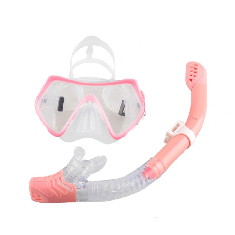 Peşəkar Scuba Dalğıc Maskası Snorkel Duman əleyhinə - Su idmanı - Fotoqrafiya 6