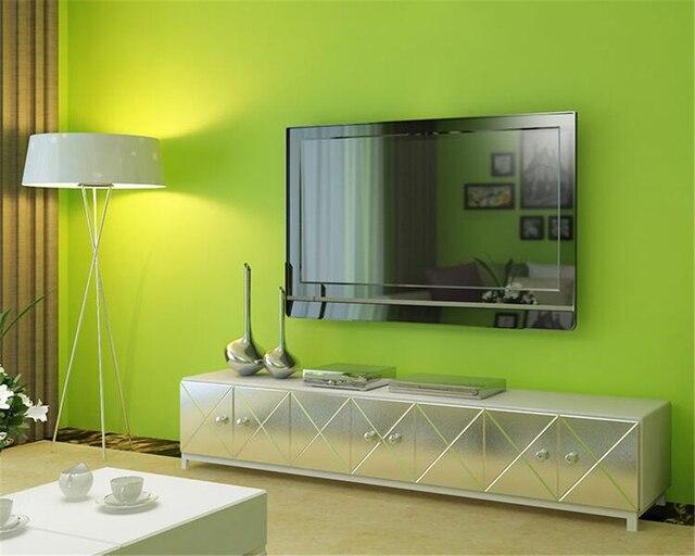 Beibehang papel de parede Stilvolle hohe qualität schleier farbige ...