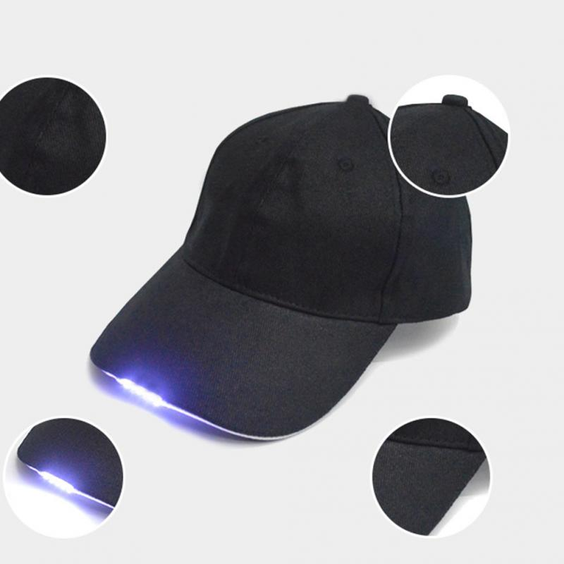 Light LED Hat , for Fishing, Cycling, Camping 4
