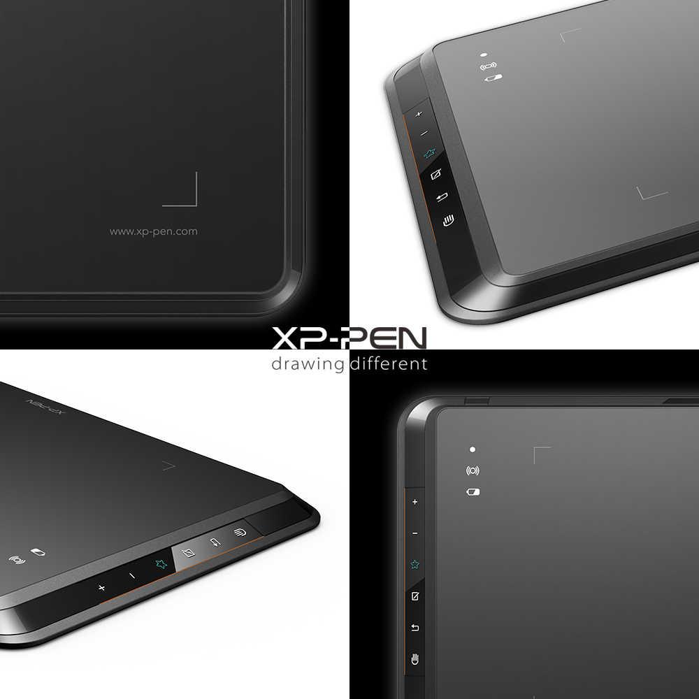 XP-Pluma Star05 Inalámbrico Sin Batería Stylus Tableta de Dibujo de Gráficos/Tablero de Dibujo con Touch Teclas Express openCanvas para el Regalo