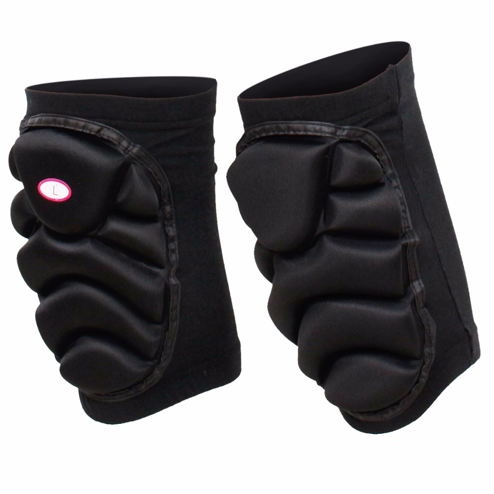 Copozz Sport Safety Football Volleyball Basketball KneePads Tape Elbow Tactical Knee <font><b>Pads</b></font> Calf Support Ski/Snowboard Kneepad