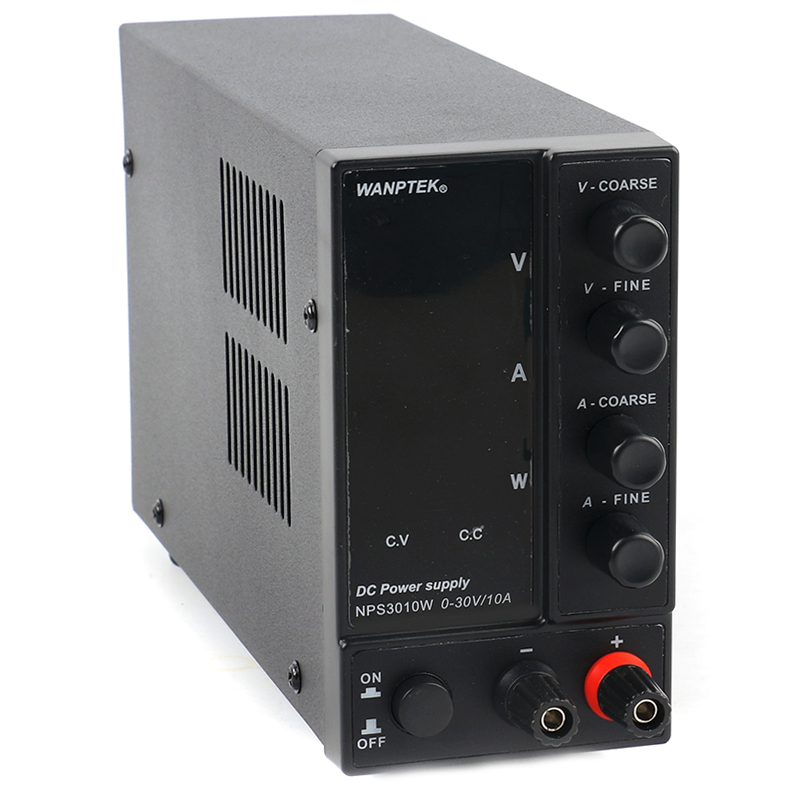 NPS306W/3010W/605W/1203W Adjustable 30V/60V/120V 3A 5A 6A 10A Regulated Lab DC Switching Power Supply 0.1V/0.01A/0.01W-2