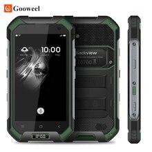 Blackview BV6000S Смартфон 4 Г LTE Водонепроницаемый IP68 4.7 «HD MT6737 Quad Core Android 6.0 Мобильный Сотовый Телефон 2 ГБ RAM 16 ГБ ROM 13MP