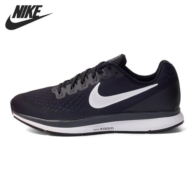 Novedad Original 2018 NIKE AIR ZOOM PEGASUS 34 zapatillas de correr para  hombre 6aa089efeb66d