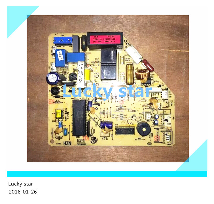 95% new for Haier Air conditioning computer board circuit board KFR-23GW/Z 0010402952 good working95% new for Haier Air conditioning computer board circuit board KFR-23GW/Z 0010402952 good working