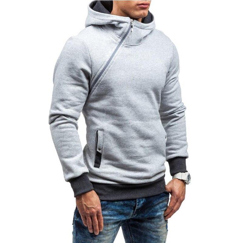 Fgkks Men Hoodie Sweatshirt Spring Brand Solid Color Fleece Tracksuit Sudaderas Hombre Hip Hop Male Hooded Sportswear Eu Size #2