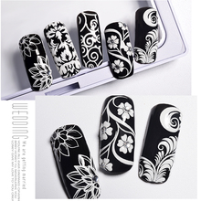 1 Sheet Fashion 3D Nail Art Sticker