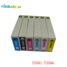 T5591 - T5596 Ink Cartridge for Epson RX700 Pritner For Stylus