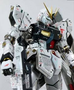 Image 5 - Mới Chi Tiết Kim Loại Lên Phần Bộ Cho Bandai 1 100 MG Mới Nu V Gundam Ver Ka Bộ Mô Hình Trẻ Em của DIY Sinh Nhật Vận Chuyển Miễn Phí
