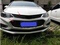 Передний бампер верхняя решетка средняя Нижняя решетка для Chevy Chevrolet Cruze 2016 17 18 2 шт