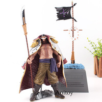 DXF The Grandline Men One Piece Figure Action Edward Newgate & Tombstone PVC One Piece Whitebeard Toy Collection Model Toys