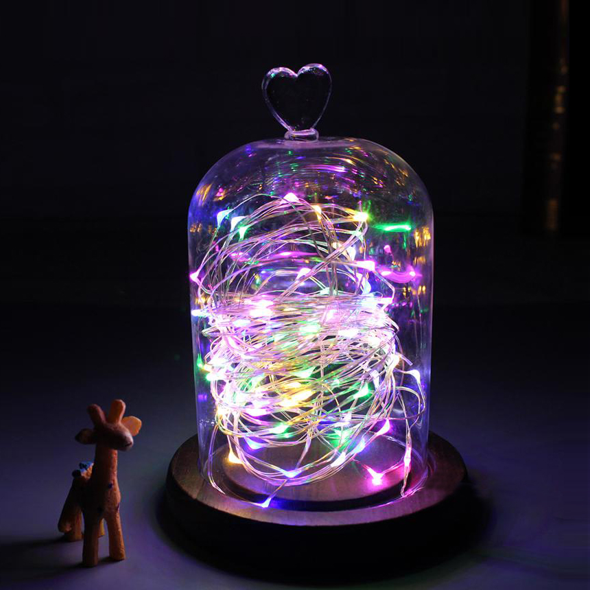 LED Holiday Light 2m 5m Christmas Decoration Light String