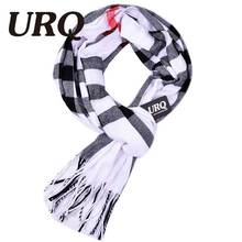 Brand Fashion plaid men scarf winter scarves classical tartan scarf unisex soft cashmere man foulard White Scarf ZA524