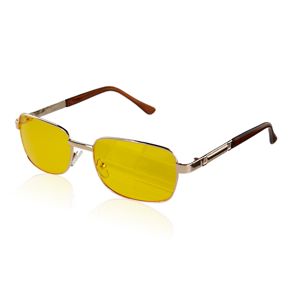 yellow polarized sunglasses 8h4t  Trendy fashion Polarized Sunglasses Vision Driving Glasses Yellow lens +  Resin UV400China Mainland