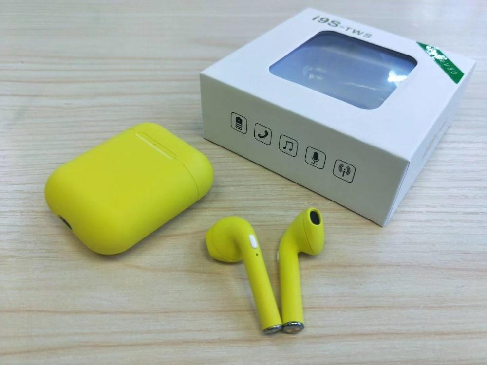 Binaural Call TWS I9s tws Colorful earbuds V5.0 Bluetooth