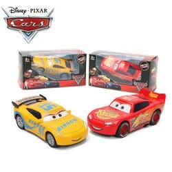 2019 9 см disney Pixar Cars 3 Молния Маккуин матер Джексон Storm Рамирез 1:55 литья под давлением Металла Отступить Игрушечная модель автомобиля обувь для