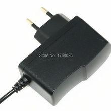 7В 1а адаптер питания постоянного тока 7 Вольт 1 Ампер 1000 мА Источник питания Вход ac 100 240 В 5,5x2,5 мм силовой трансформатор