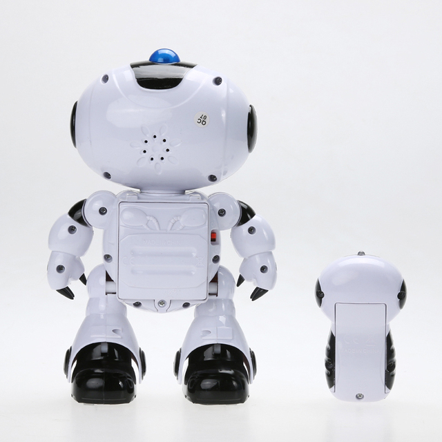 RC Robot Toy Musical Electronic Toy Walk Dance