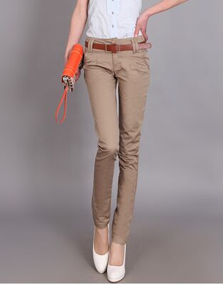 Popular Women's Casual Dress Pants-Buy Cheap Women's ...