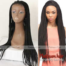 Braided Lace Front Heat