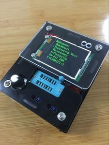 Image 3 - 2018 Russian mega328 DIY kits Transistor Tester LCR Diode Capacitance ESR meter PWM Square wave Frequency Signal Generator