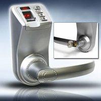 Бесплатная доставка ko f33 новый электронный биометрический замок с 3 чрезвычайным ключи легко Применение