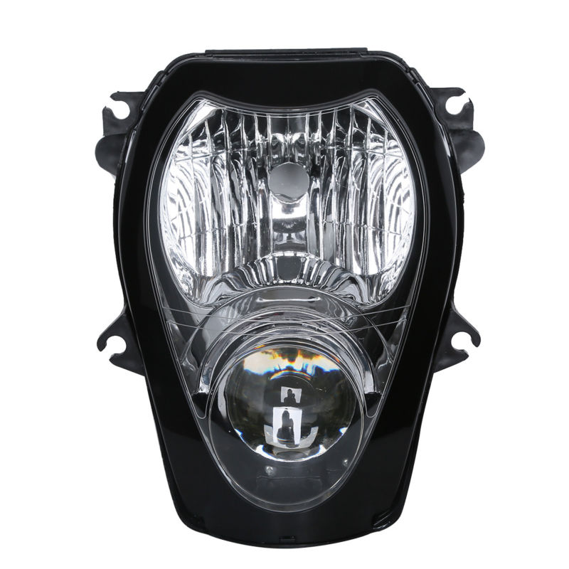 Headlight HeadLamp Assembly For Suzuki GSXR1300 GSX-R1300 Hayabusa 1997-2007 98 for suzuki hayabusa gsxr1300