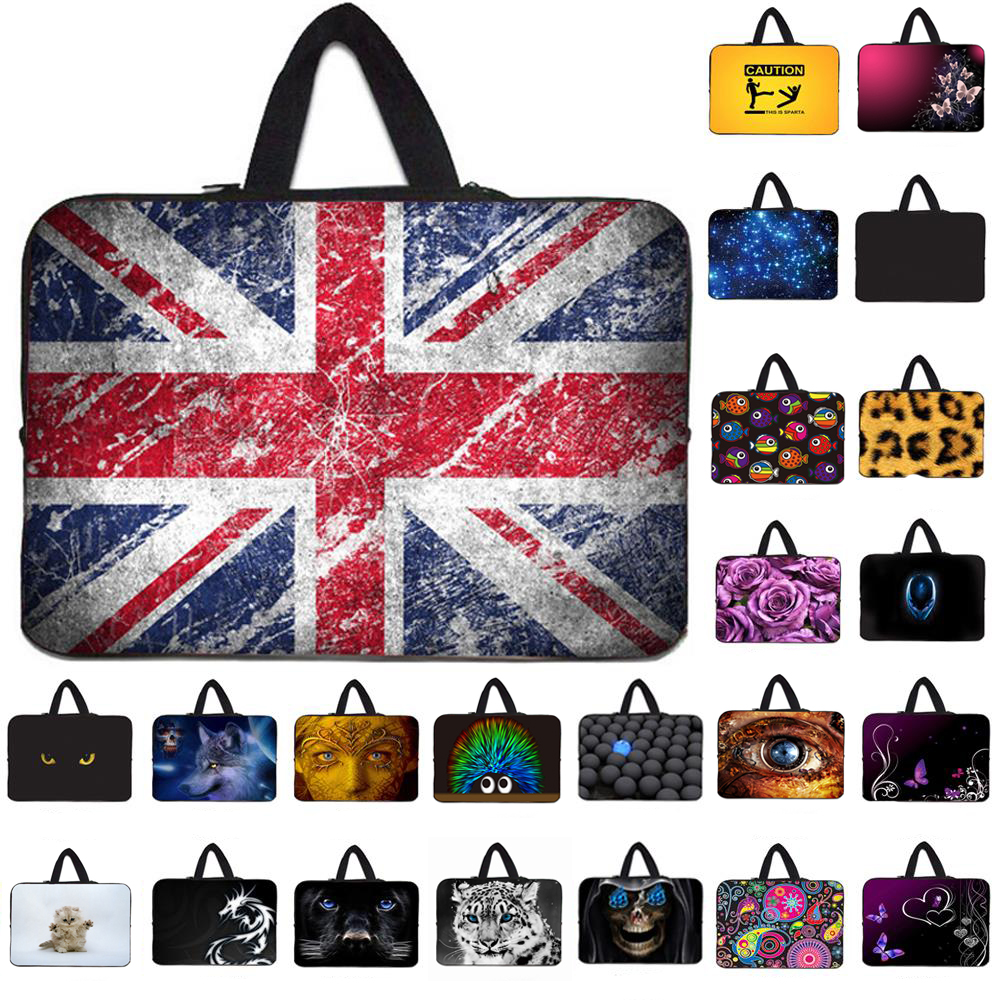 9.7 10 12 13 15 17 7 11.6 laptop bag tablet sleeve cases hide handle handbag 13.3 15.6 10 14 inch computer notebook cover pouch