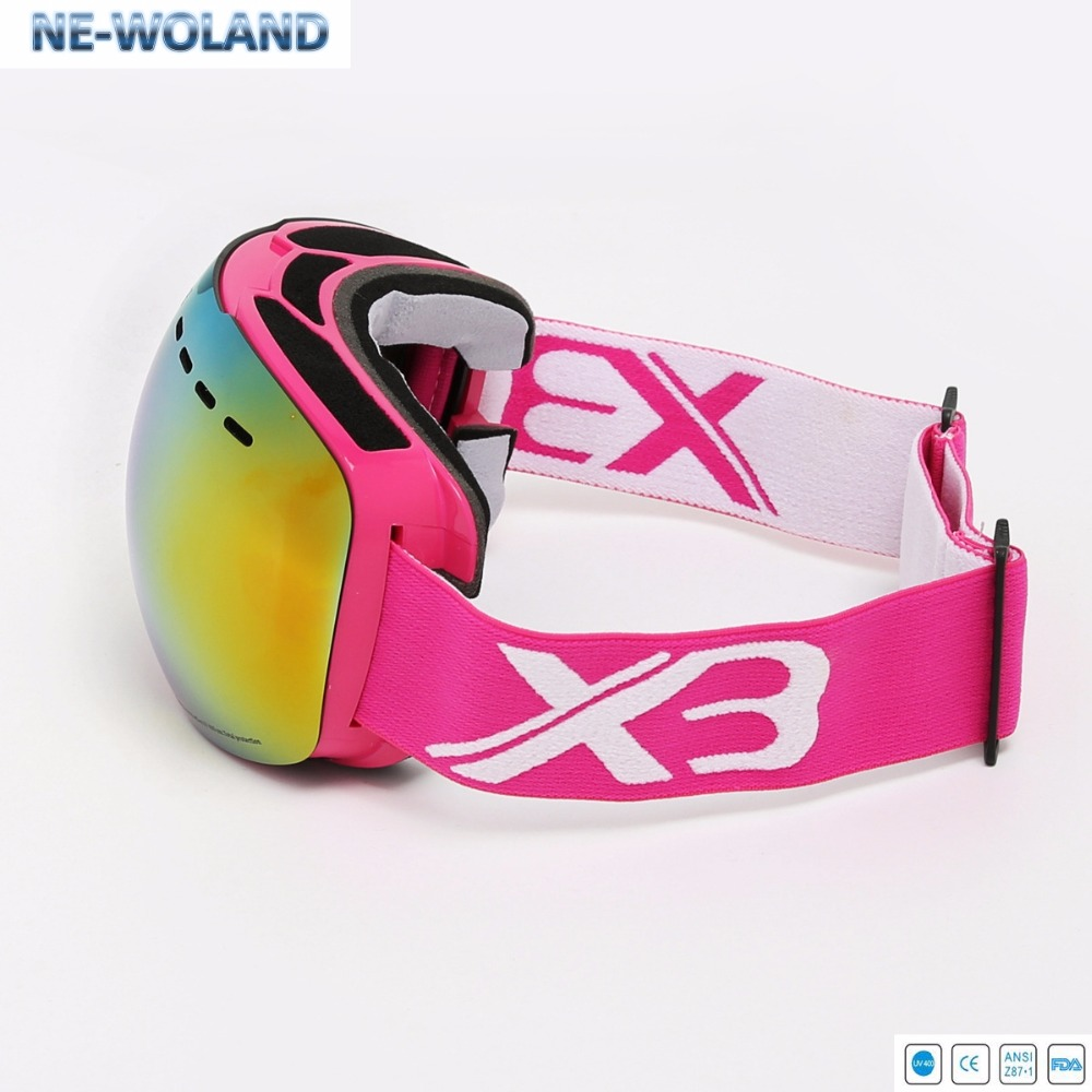 Große Skifahrer Anti Anti Tpu Wind Qualität Schichten Für Doppel Uv Ce nebel Proof Zertifikat Bestanden Brille Kugel Material Hohe Design AAxwpqaPR