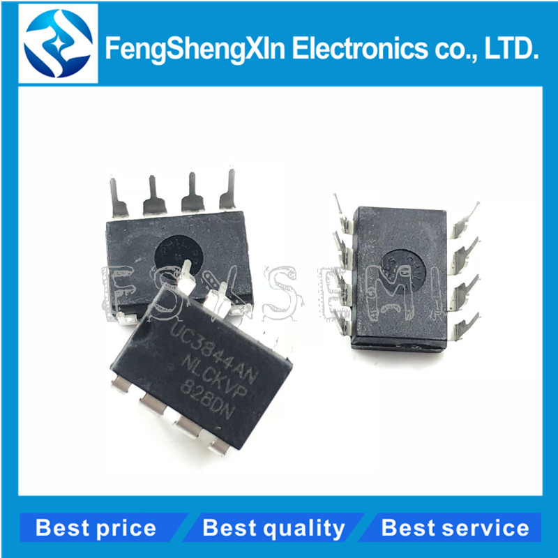 US $1 41 5% OFF|10pcs/lot UC3844 UC3844AN UC3844A UC3844BN UC3844B DIP 8  HIGH PERFORMANCE CURRENT MODE PWM CONTROLLER-in Integrated Circuits from