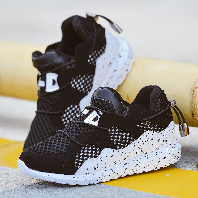 Aliexpress.com : Buy Kids Jordan Run Shoes Rubber Mesh Children NK