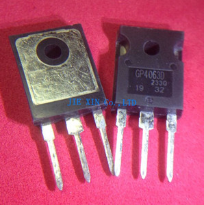 Image 2 - 50 pz/lotto IRGP4063D gpgp4063d IGBT 600V 96A 330W TO 247 IC migliore qualità