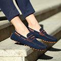 2016 new gommini driving shoes full grain leather men loafers genuine leather breathable male casual moccasins shoes