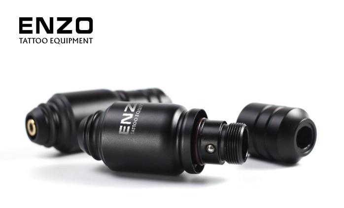 ENZO stylo tatouage BLACK-AP10 - 2
