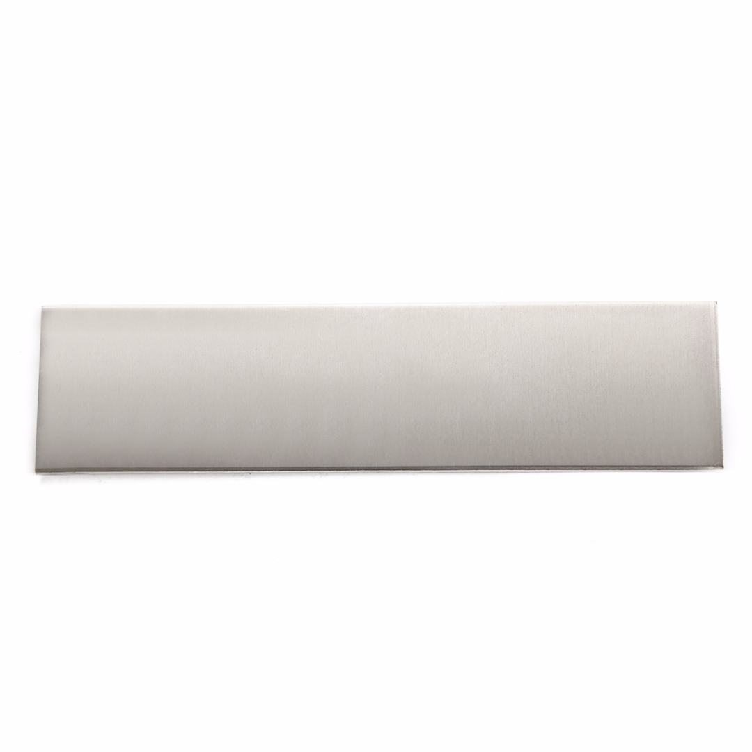 1pc 3mm Thick Flat Sheet Bar 6061 Aluminum Cut Mill Stock Plate 200x50x3mm With Wear Resistance